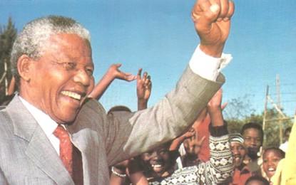 Nelson Mandela: Africa's Living Legend Clocks 93