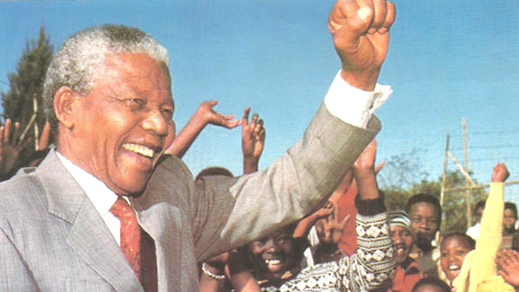 Nelson Mandela: Africa's Living Legend Clocks 93