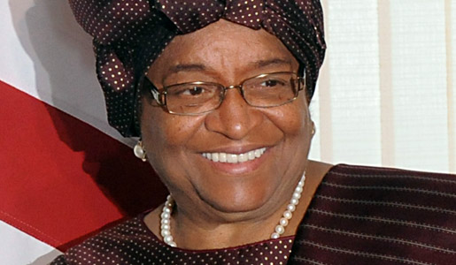 LIBERIA: FIRST AFRICAN FEMALE PRESIDENT  Consolidates Second Term Presidency