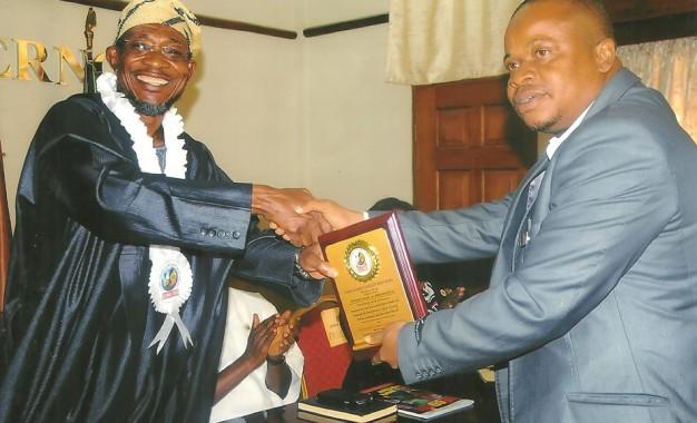 2013 Award Ceremony at a Glance