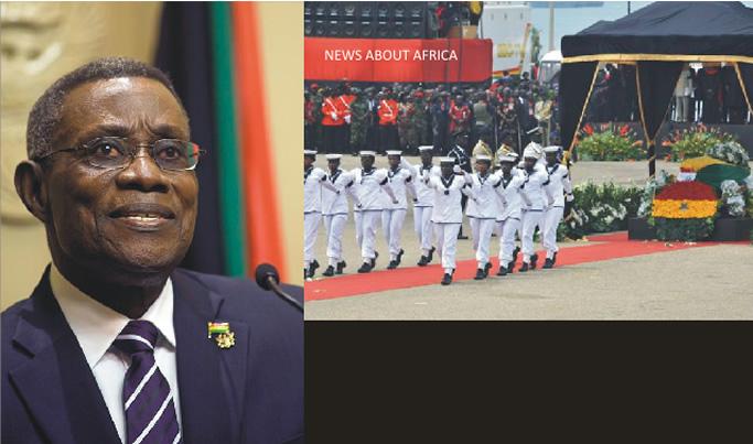 Ecowas Leaders Eulogise Atta Mills