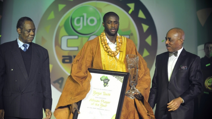 2013 GLO-CAF Awards to holds in Lagos