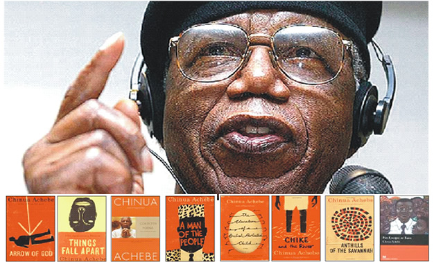 End of an Era, There was a man – Chinua Achebe