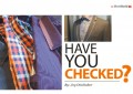 Have you checked? By: Joy Onichabor