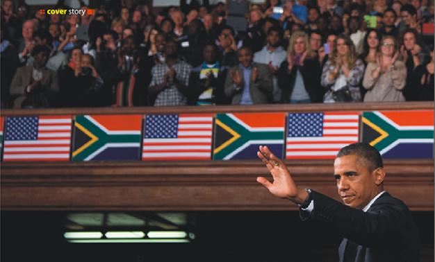 Reflection On Obama's Africa's Visit Why we are reaching out to young African leaders, by Obama