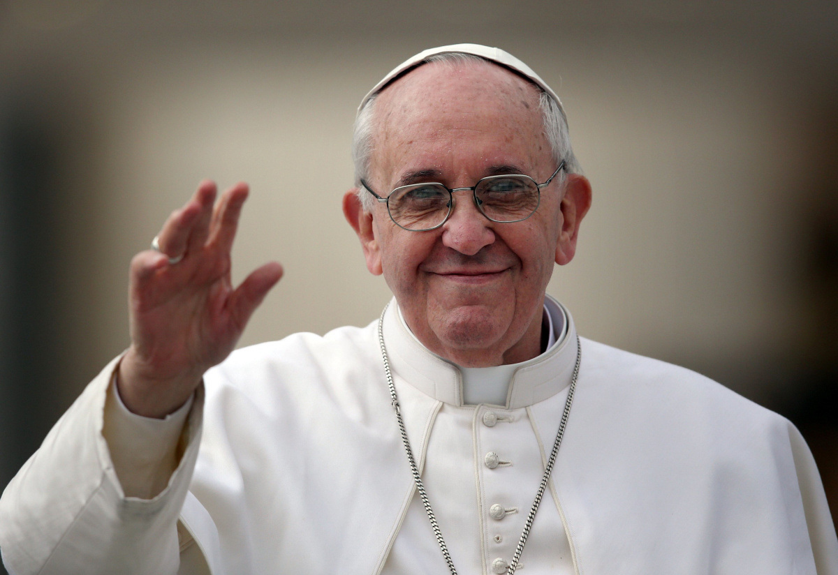 World leaders & faithfuls welcome Pope Francis – The first humble champion of the poor