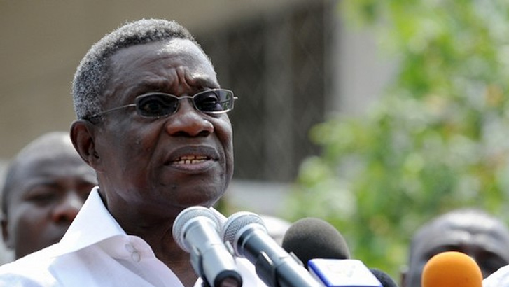 MILLS EXPRESSES CONFIDENCE IN ECOWAS
