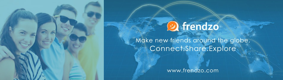 Introducing Frendzo; The One Stop Social Hub