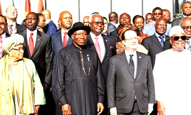 World Leaders In Solidarity With Nigeria At 100