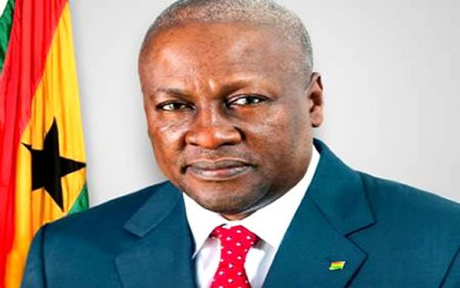 Better Days Ahead – President Mahama Assures Ghanaians