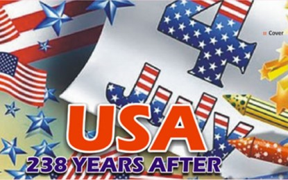 USA – 238 Years After