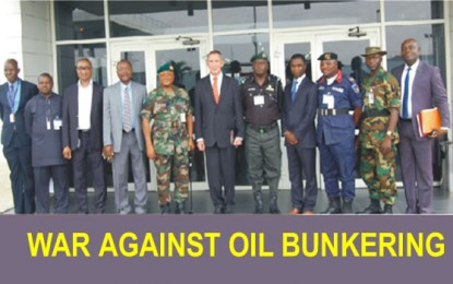 Oil Giant Commends Joint Task Force On The Fight Against Oil Theft