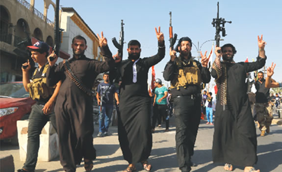 Obama Seeks Congress Nod for Military Force Against Islamic States