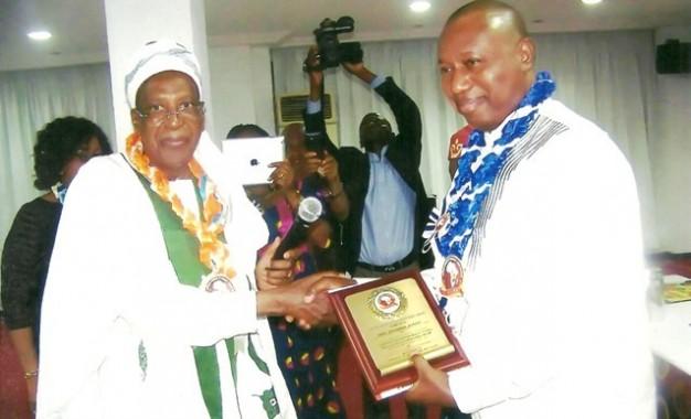 2015 Award Ceremony at a Glance