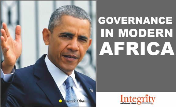 Governance In Modern Africa
