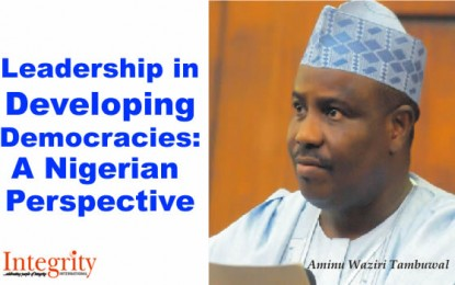 Leadership in Developing Democracies: A Nigerian Perspective