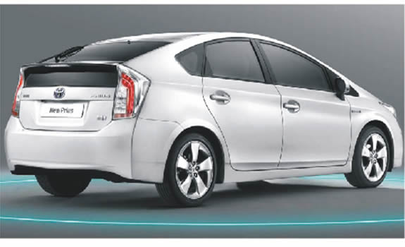 Toyota Sets Standard with  2016 Prius Hybrid