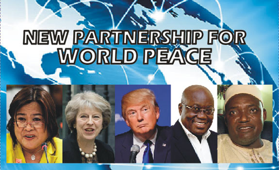 The New Partnership for World Peace