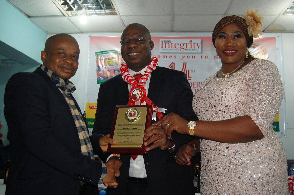 2017 Award Ceremony at a Glance