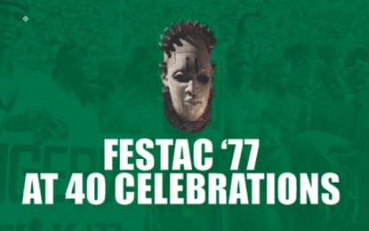 Festac'77 at 40 Celebrations, Olusegun Obasanjo Decorated 'Ruby King'