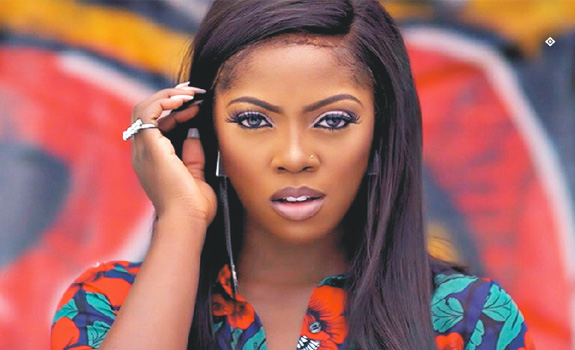 Tiwa Savage; Fascinating Model Singer And Role Model