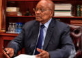South Africa; The Ignoble End of Jacob Zuma as President
